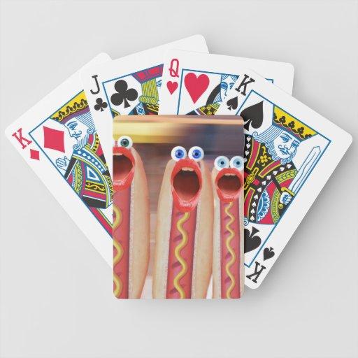 Gente del Weenie Baraja Cartas De Poker