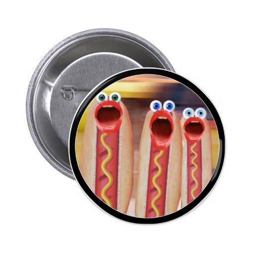 Gente del Weenie Pin Redondo 5 Cm