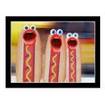Gente del Weenie Tarjetas Postales