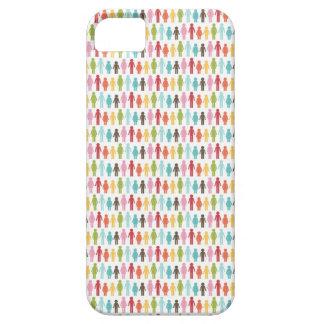 Gente iPhone 5 Case-Mate Funda