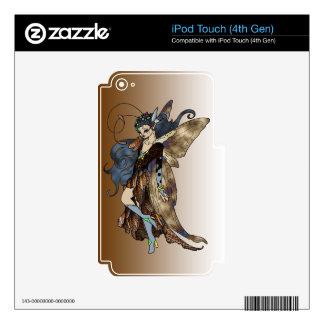 Gente justa: Sabio Skins Para iPod Touch 4G