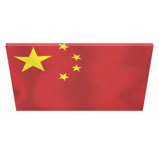Gente la República de China Impresión En Lienzo Estirada