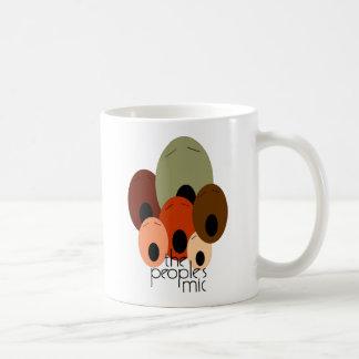 Gente Mic Taza De Café