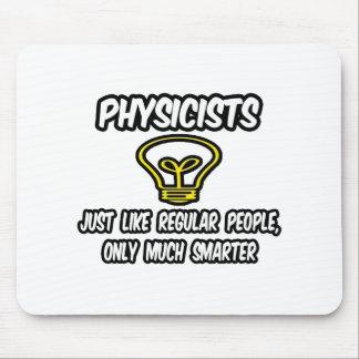 Gente regular de los físicos… solamente más elega tapetes de raton