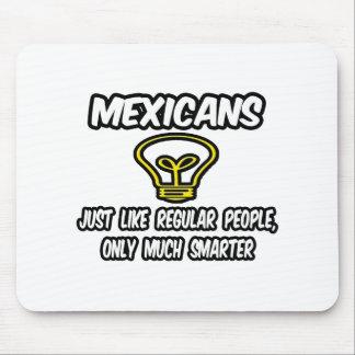 Gente regular de los mexicanos…, solamente más tapetes de ratón