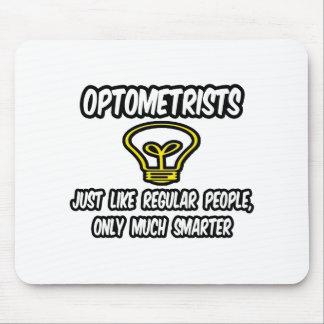 Gente regular de los optometristas…, solamente más alfombrilla de ratones
