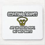 Gente regular de los terapeutas de Occ…, solamente Tapetes De Raton