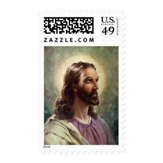 Gente religiosa del vintage, retrato del sellos