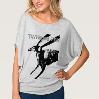 Gente torcida T.Shirt Playera