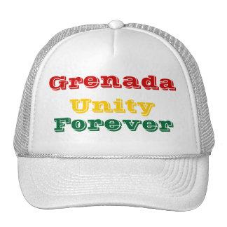 Gente unida del greanada gorras de camionero