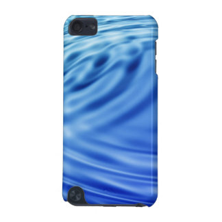Gentle blue water ripples iPod touch 5G cover