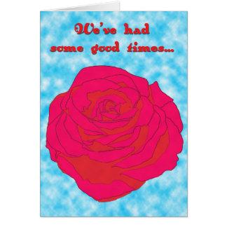 gentle breakup card