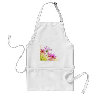 gentle flowers adult apron