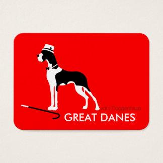 Gentle Giants Business Cards