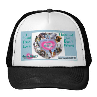 Gentle Giants Rescue and Adoptions Hat