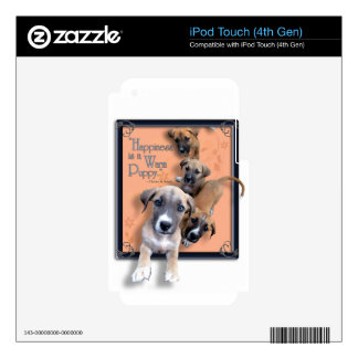 Gentle Giants Rescue Decal For iPod Touch 4G