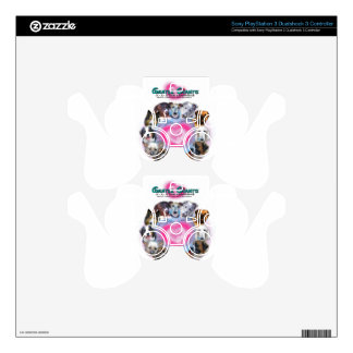 Gentle Giants Rescue Decal For PS3 Controller