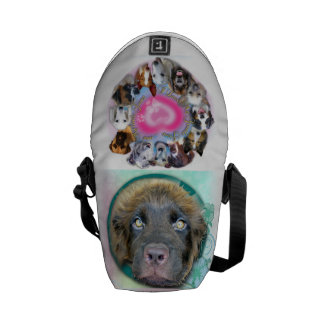 Gentle Giants Rescue Mini Messenger Bag