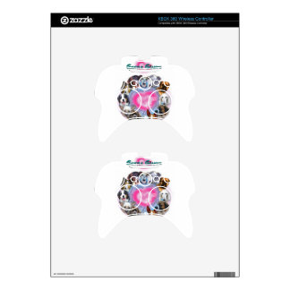 Gentle Giants Rescue Xbox 360 Controller Skins