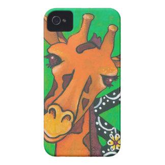 Gentle Giraffe Case-Mate iPhone 4 Case