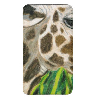 Gentle Giraffe Galaxy S5 Pouch