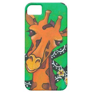 Gentle Giraffe iPhone SE/5/5s Case