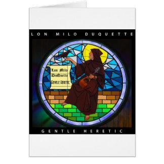 Gentle Heretic Card