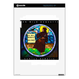 Gentle Heretic Decals For The iPad 2