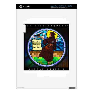 Gentle Heretic iPad 3 Decal
