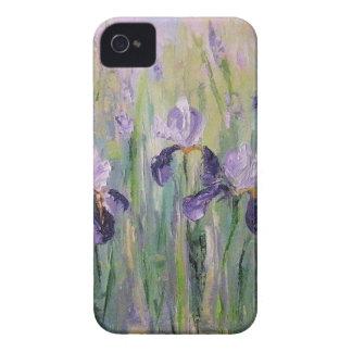 Gentle irises Case-Mate iPhone 4 case