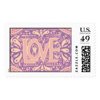 Gentle Love Postage