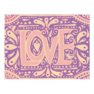 Gentle Love Postcard