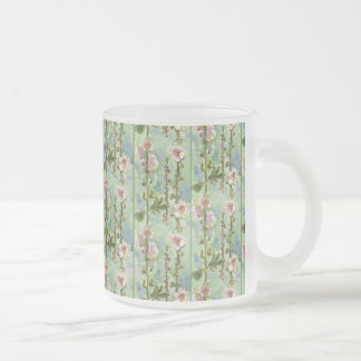 Gentle Mallow Frosted Glass Coffee Mug