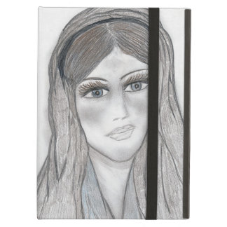 Gentle Mary iPad Cover