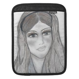 Gentle Mary iPad Sleeve