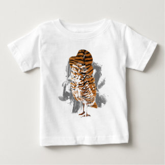 gentle-owl baby T-Shirt