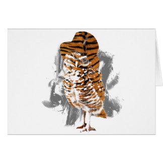 gentle-owl card