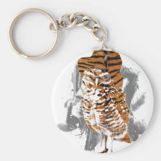gentle-owl keychain