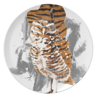 gentle-owl plate
