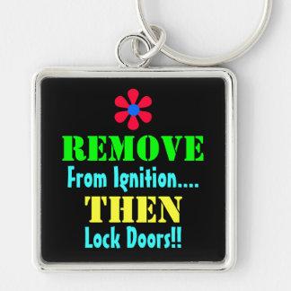 Gentle Reminder II Key Chain