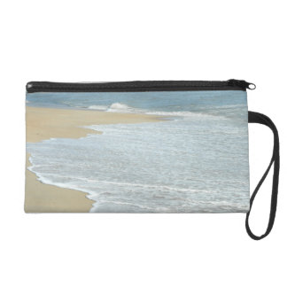 Gentle Sea Shore Wristlet