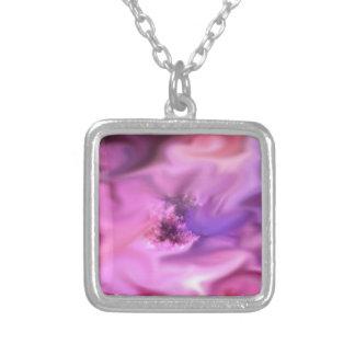 gentle storm. pink pendants