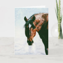 Gentle Strength, by Kim McElroy Holiday Card