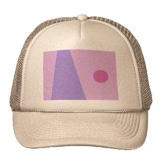 Gentle Sunrise Mesh Hats
