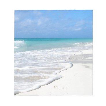 beachcafe Gentle Surf Notepad