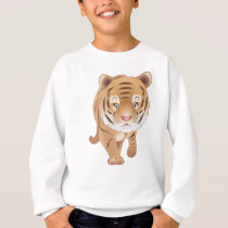 Gentle Tiger Sweatshirt