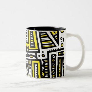Gentle Victory Fair-Minded Amazing Two-Tone Coffee Mug