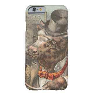 Gentleman Barely There iPhone 6 Case