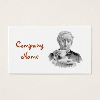 Gentleman Business Card