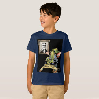 Gentleman Cthulhu Yr 1 - Kid's T-shirt